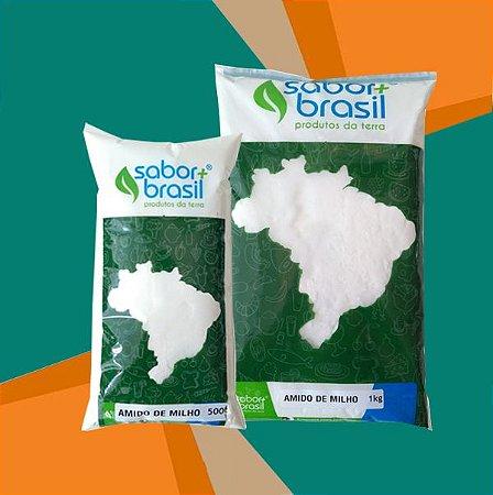 AMIDO DE MILHO - SABOR MAIS BRASIL