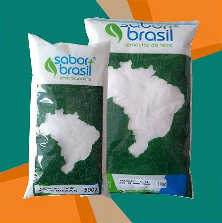 POLVILHO DOCE (FÉCULA DE MANDIOCA) - SABOR MAIS BRASIL