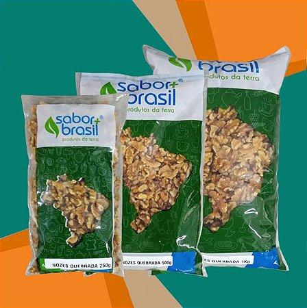 NOZES QUEBRADA - SABOR MAIS BRASIL