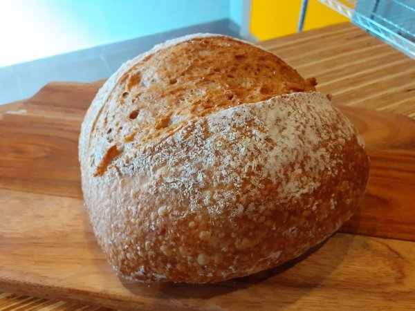 Pão 100% integral - 450g - SEXTA
