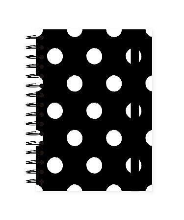Poá   Caderno Colegial • 90 folhas