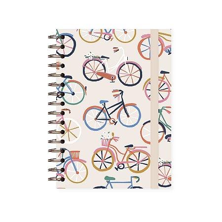 Bicicletas   Caderno A5