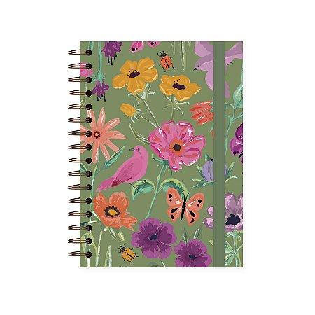 Garden   Caderno A5