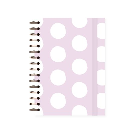 Purple | Caderno A5