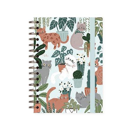 Gatinhos  Caderno • Colegial 180