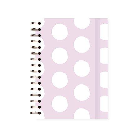 Purple |Caderno • Colegial 180