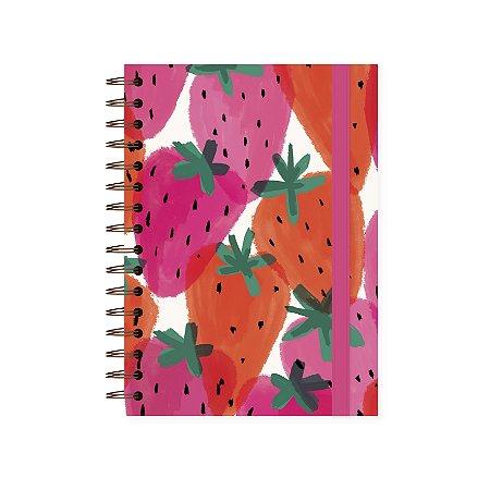 Morangos   Caderno • A4 90