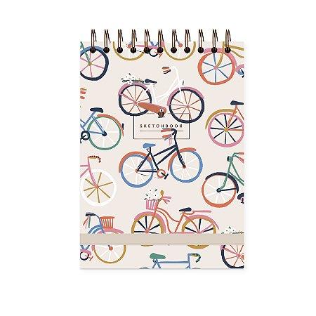 Bicicletas   Sketchbook A5