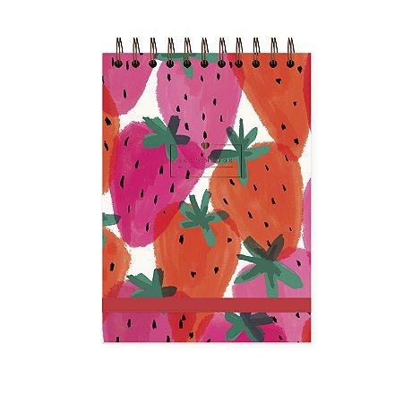 Morangos | Sketchbook A5