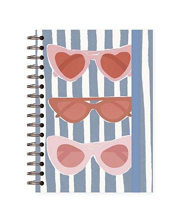 Sunglasses | Caderno A5