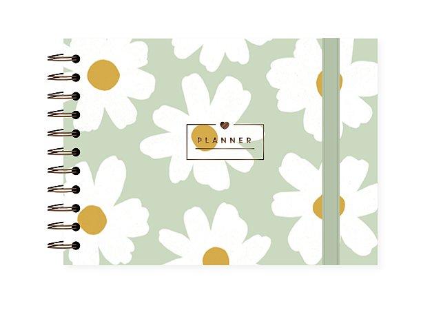 Floral Pistache | Planner ∙ Semanal