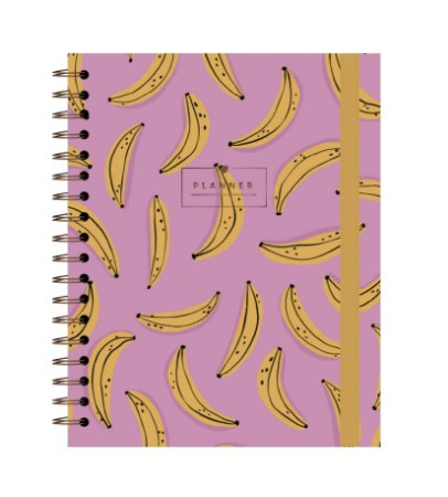 Pink Bananas | Planner ∙ Anual