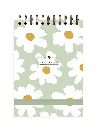 Floral Pistache | Sketchbook