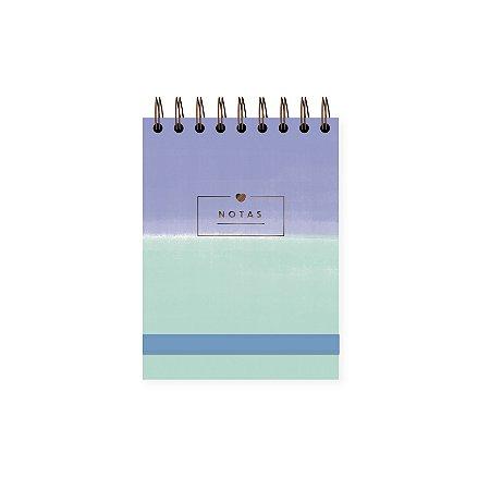 Degradê Azul | Notas ∙ A6