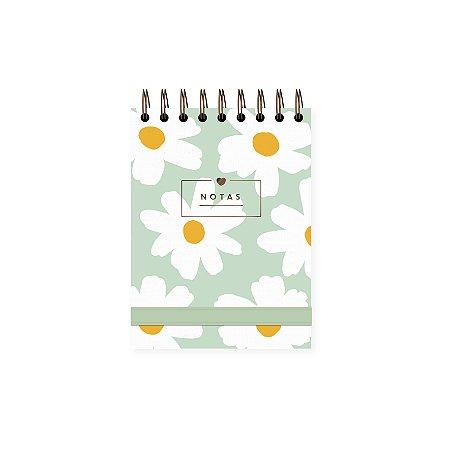 Floral Pistache | Notas ∙ A6
