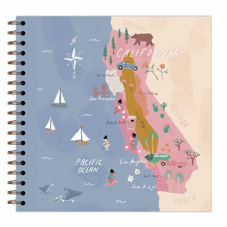 Califórnia | Scrapbook