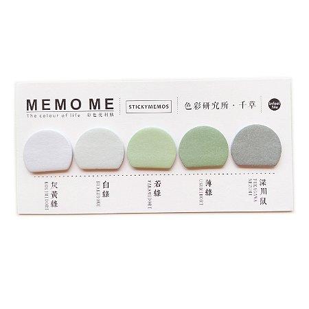 Memo Me Green | Post its