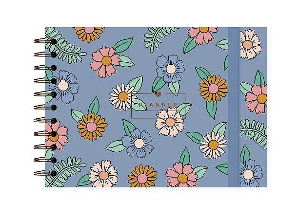 Floral Azul | Planner ∙ Semanal