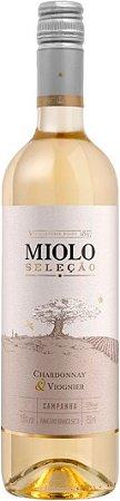 Vinho Miolo Seleção Chardonnay Viogner 750ml