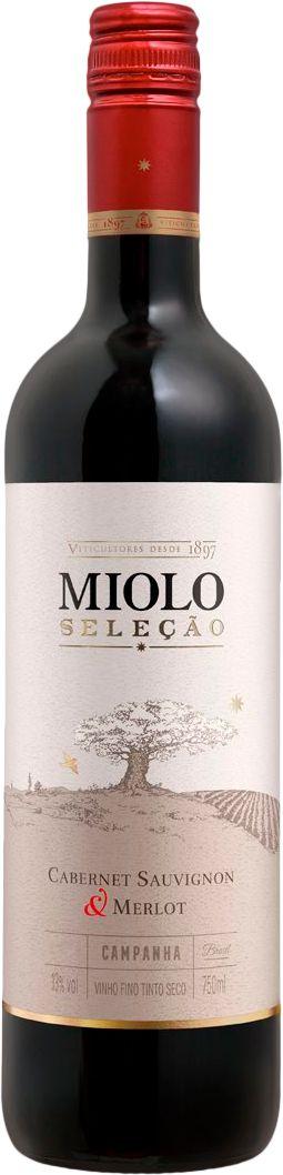 Vinho Miolo Seleção Cabernet Sauvignon Merlot 750ml