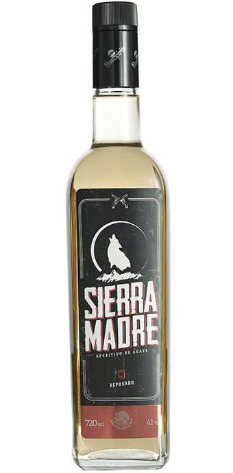 Tequila Sierra Madre Ouro 750ml