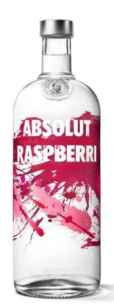 Vodka Absolut Raspberri 1l