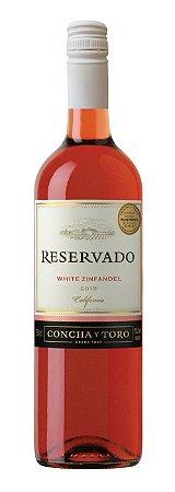 Vinho Concha y Toro Reservado White Zinfandel 750ml