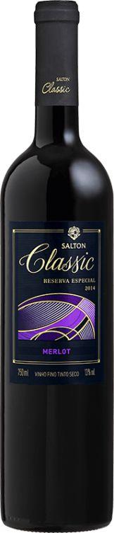 Vinho Salton Classic Merlot 750ml
