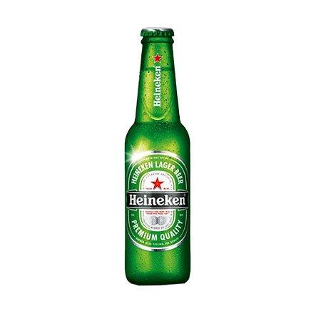 Cerveja Heineken Garrafa 250ml