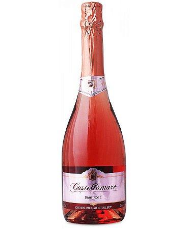 Espumante Castellamare Brut Rosé 750ml