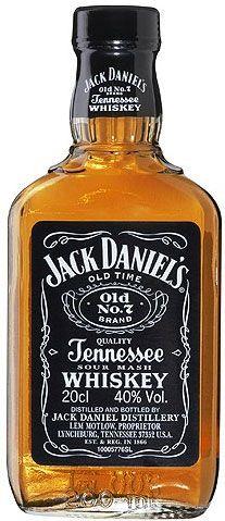 Whisky Jack Daniel's 200ml