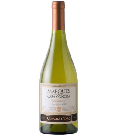 Vinho Marques de Casa Concha Chardonnay 750ml