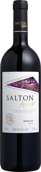 Vinho Salton Intenso Merlot 750ml