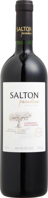Vinho Salton Paradoxo Cabernet Sauvignon 750ml