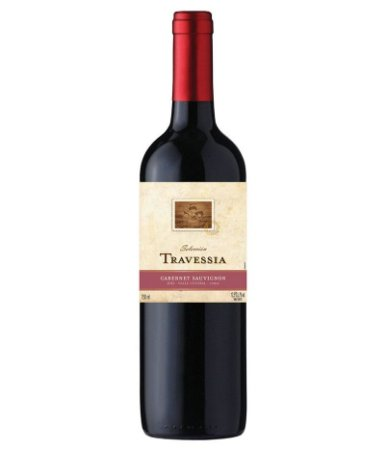 Vinho Travessia Cabernet Sauvignon 750ml