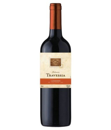 Vinho Travessia Carmenere 750ml