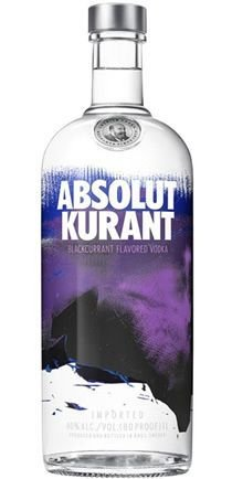 Vodka Absolut Kurant 1l