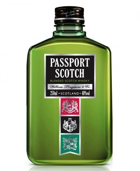 Whisky Passport 250ml