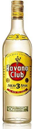 Rum Havana Club Anejo 3 anos 750ml