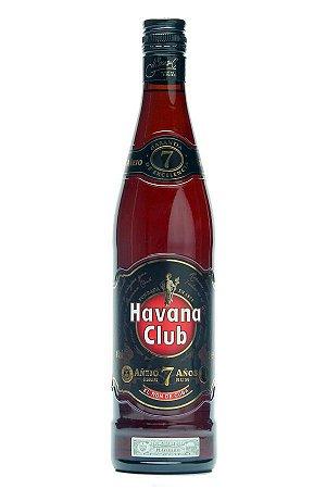 Rum Havana Club Anejo 7 anos 750ml
