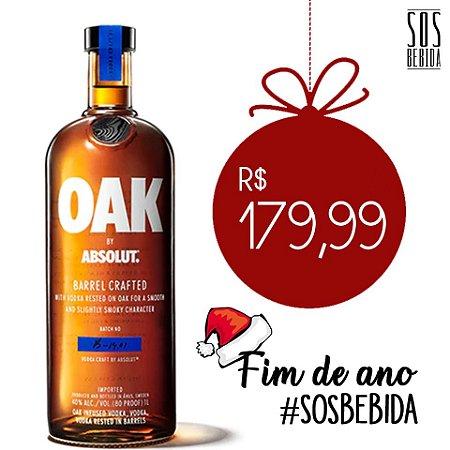 Vodka Absolut OAK 1l