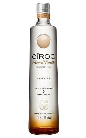 Vodka Ciroc French Vanilla 750ml