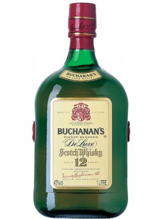 Whisky Buchanans's 12 anos 1l