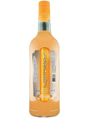Vodka Rayslof Pêssego 880ml