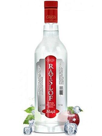 Vodka Rayslof Maçã 880ml