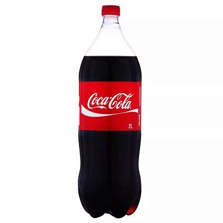 Refrigerante Coca-cola 2l (8 unidades)