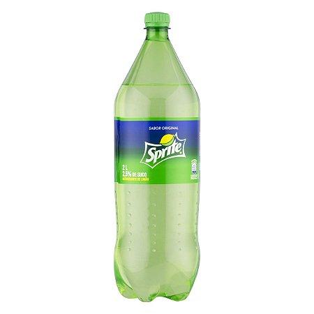 Refrigerante Sprite Zero 2l (8 unidades)