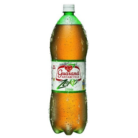 Refrigerante Guaraná Antarctica Zero 2l (8 unidades)