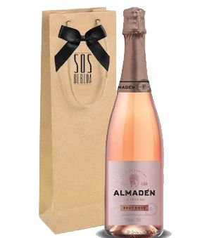 Kit Miolo Almadén Brut Rosé 750ml