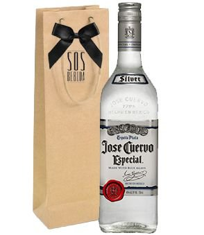 Kit José Cuervo Prata